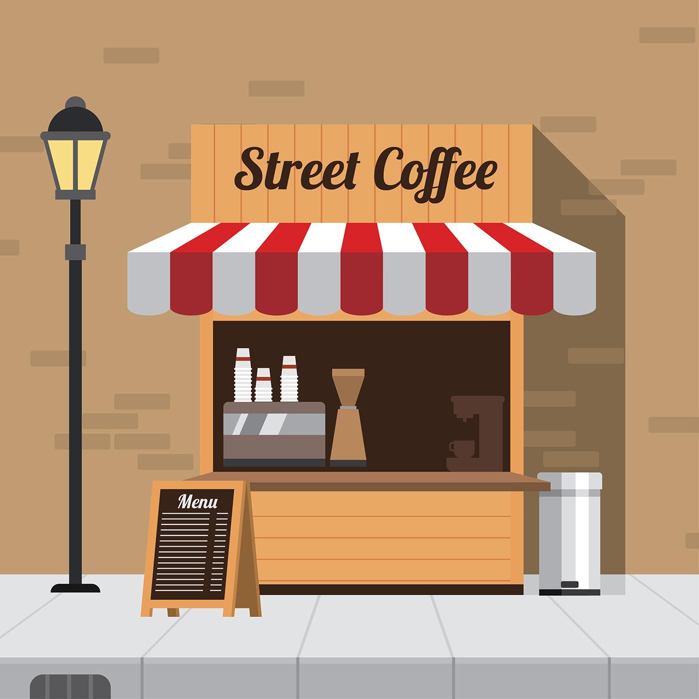 Мобильное кафе